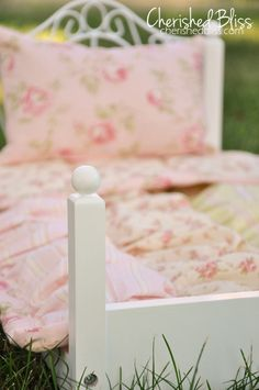 Baby Doll Bedding tutorial...For kayleigh she loves her babies now!