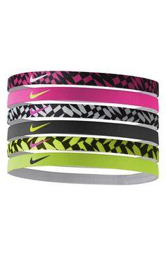 Nike Sport Headbands (6-Pack)