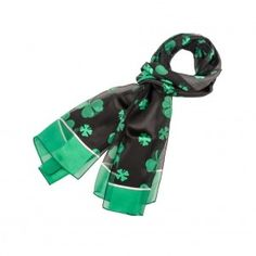 St Patricks Day Scarf | TheReviewSquad.