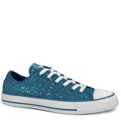 Converse All Star Shoes Steel Blue Chuck Taylor Specialty Sneakers