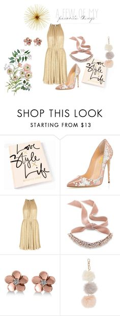 Few Little Things by womenopl on Polyvore featuring moda, Halston Heritage, Allurez and Fallon