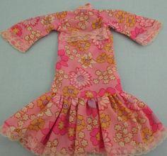 Floral pink Faerie Glen dress