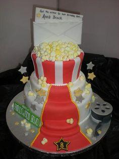 Movies cake