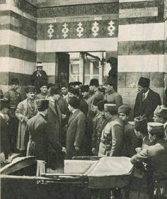 16 Mart 1923 Cuma Namazı Adana Ulu Camii
