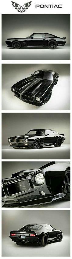 Firebird - Great looking classic muscle car Pontiac Firebird, Firebird Car, Dream Cars, Sweet Cars, American Muscle Cars, Amazing Cars, Awesome, Car Car, Hot Cars