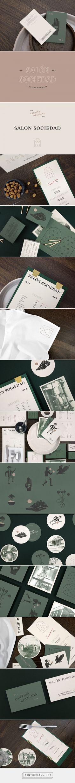 Salón Sociedad – Visual Journal - created via https://pinthemall.net