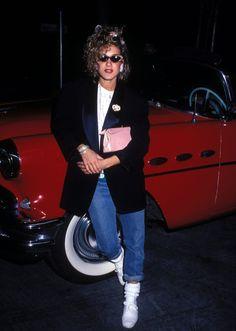#StyleIcon: Sarah Jessica Parker 1980's