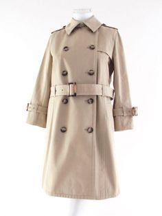 【BED&BREAKFAST】Standard Short Trench Coat ポイント3倍プレゼント☆