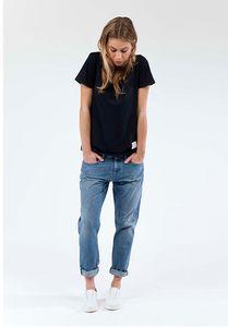 Boyfriend Basin - Stone Blue - Mud Jeans #fairbrand #fairjeans #fairfashion #fairtrade #eco