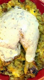 Inspired By eRecipeCards: Peppered Alabama White Sauce (Rotisserie Chicken Upgrade)! - 52 Uses for a Rotisserie Chicken
