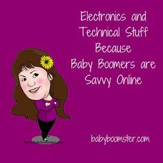 Baby Boomer Women |