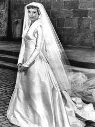 Sound of music: Maria's Wedding Veil