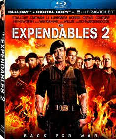 The Expendables return with a vengeance in this follow-up to the 2010 surprise hit. CON AIR's Simon West directed from a script by Sylvester Stallone and David Agosto. This time, Barney Ross (Stallone