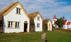 Traditional farm at Glaumbaer, north Iceland      Hannah Kent on north Iceland  The author on the dramatic Icelandic landscape that inspired her novel, Burial Rites, and which continues to fire her imagination
