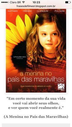 Filme: A menina no país das maravilhas
