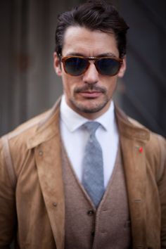 David Gandy at LC:M - June 20, 2013 | Photo by @Clare Lewington