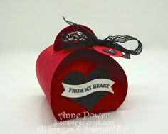 Stamps, Paper, Ink Create!: Sharing a Curvy keepsake box for valentines