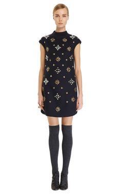 Carlan Dress by Tory Burch for Preorder on Moda Operandi