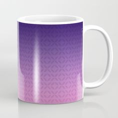 Gradient #4 (By Salomon) #mug #design #breakfast #desayuno #taza #kitchen #cocina #diseño #painting #art #mix #decor #decoration #interior #breakfast desayuno #coffee #tea #marble #texture #patter #mosaic #mosaico #stars #universe #gradient #sunset #love #retro #society6 @society6