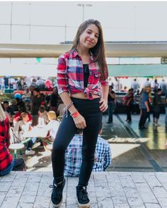 Sexy Hot Girls, Youtubers, Teen, Punk, Plaid, Clothes, Iphone 2, Instagram, Fashion