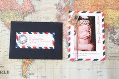 LoveLeigh Invitations LLC work wednesday: baby oliver.