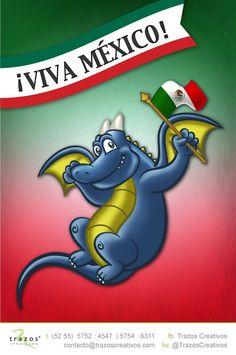 Festejando un aniversario más del inicio de la guerra de independencia  Felicidades México