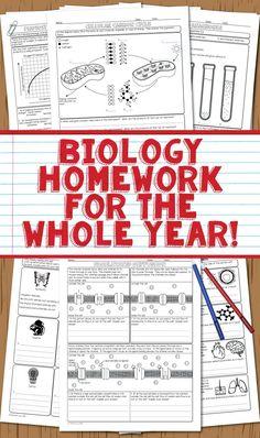 Homework help science cells