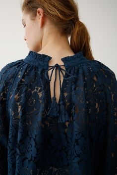 2WAY LACE ブラウス|MOUSSY|SHEL'TTER WEB STORE