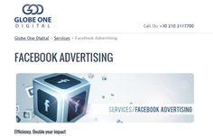 Facebook Advertising Agency - #globeonedigital