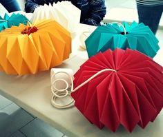 26 Super Ideas For Origami Box Diy Christmas Lights Origami Lampshade, Origami Bowl, Origami Star Box, Origami And Kirigami, Origami Stars, Origami Paper, Origami Lights, Useful Origami, Origami Easy