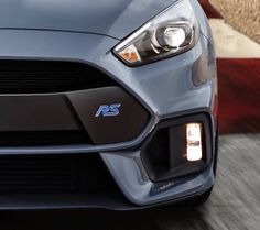 2016 Ford Focus RS Hatchback | The Legacy Continues | Ford.com