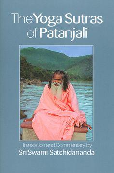 The Yoga Sutras by Patañjali, Swami Satchidananda