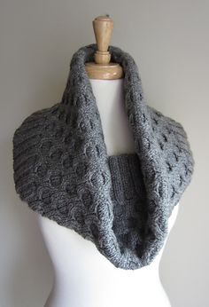 Ravelry: Fashion Forward Cowl pattern by Michelle Krause