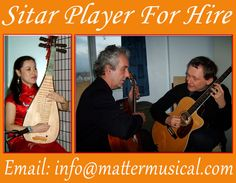 For more info only log on: http://www.mattersmusical.com/genres/asian-and-even-further-east/baluji-shrivastav/