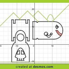 57 Best Graph Art Images Calculator Algebra 2 Math