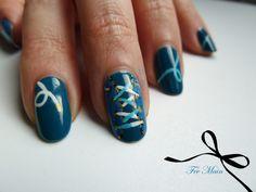 NAIL ART Basket par Fée main