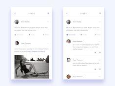 40 вдохновляющих примеров мобильного дизайна   Say-hi