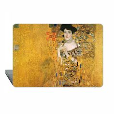 Buy it in my Etsy shop. USD 49.50. Klimt Portrait of Adele Macbook Pro 15 case classic by ModMacCase