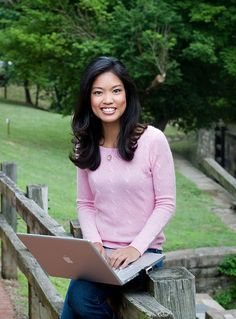 Michelle Malkin...great Conservative writer and frequent TV commentator.  Love her!