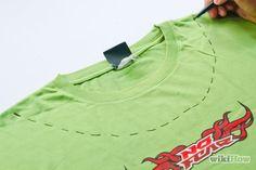 Make a Totally Rad 80S Style Tee Shirt Step 1.jpg