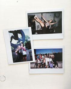 vi drakk ut verdens beste og sporty søster i går! what a day! #hendo #utdrikningslag Polaroid Film