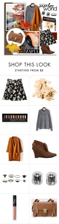 """""""Zaful 85"""" by melissa-de-souza ❤ liked on Polyvore featuring Bobbi Brown Cosmetics, Forever 21, NARS Cosmetics, Gucci and zaful"""