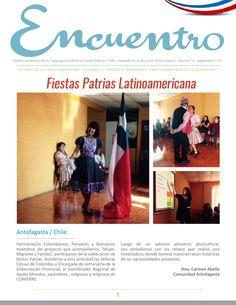 Boletín electrónico Encuentro quincena de agosto