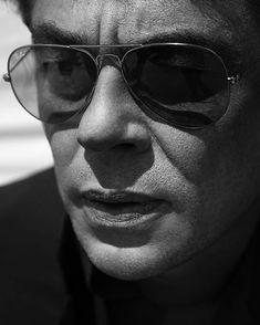 Cannes countdown! Can't wait to be back. Benicio Del Toro will be presiding over the UN CERTAIN REGARD jury. #beniciodeltoro #portrait by…