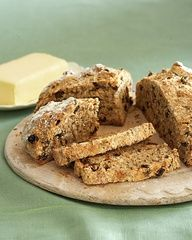 Irish soda bread ... I remember making this in Girl Scouts in fourth grade!