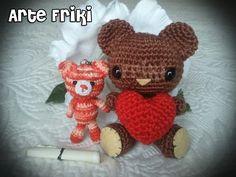 Lovely Bears - Arte Friki