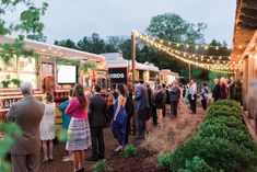 Long Hollow Gardens - Spring Wedding - Food Trucks with bistro string lights Food Truck Events, Food Trucks, Food Truck Wedding, Spring Wedding, Street View, Wedding Photography, In This Moment, String Lights, Gardens