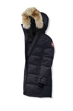 This thighlength Shelburne Parka is the perfect jacket for those frigid days when you require maximum protection. This TEI 3 jacket is sure to keep you warm without sacrificing style. Canada Goose Women, Canada Goose Parka, Canada Goose Jackets, Down Parka, Parka Coat, Tricot Fabric, Leotard Fashion, Black Noir, Clothing Size Chart