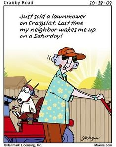 """Good way to get rid of my neighbor's furry annoyances that like to """"deposit"""" in my driveway and yard!  :)"""