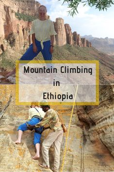 Ethiopia is the Land of Origins and an epic adventure to travel through. Read on to learn about how I climbed barefoot to witness the rock-hewn church Abuna Yemata Guh Mountain Climbing, Ethiopia, Origins, The Rock, Barefoot, Adventure Travel, Things To Do, Learning, Things To Make